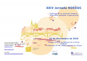 Imagen XXIV Jornada NORDOC 2019
